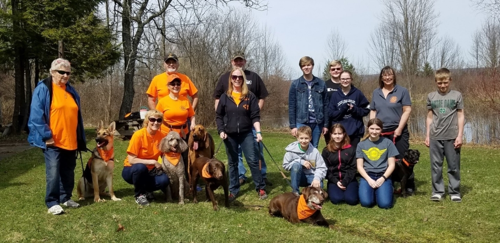 Chautauqua 4-H youth expand dog knowledge