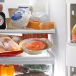 food safety groceries fridge refrigerator (U.S. Department of Agriculture, Public Domain)
