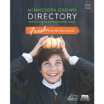 The new Minnesota Grown Directory is now here, highlighting products and services available directly from Minnesota farmers and farmers markets. (Courtesy of Minnesota Department of Agriculture)