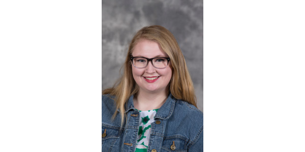 Katelyn Brinkerhoff, Horticulture Educator at Iowa State University Extension and Outreach. (Courtesy of ISU Extension and Outreach)