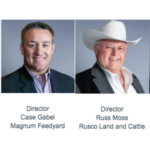At the 2019 Annual Membership Meeting, April 4, 2019, the members of the Colorado Livestock Association elected officers and directors. (Courtesy of CLA)