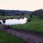 The Home Ranch, a widely recognized guest ranch in the American West, has announced plans to seek a new owner. (Screenshot from video)