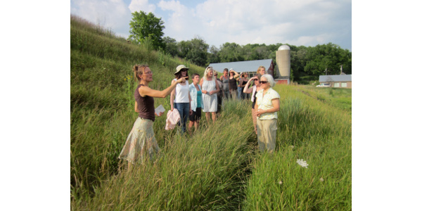 Upcoming free Women Caring for the Land workshops focus on connecting women who are absentee landowners with conservation resources. (Courtesy of MOSES)