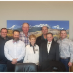 After gathering for the final time, the CFB Membership Taskforce met and compiled recommendations to help engage county farm bureaus and empower them to increase their membership. (Courtesy of Colorado Farm Bureau)