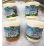 Pure Éire Dairy won Best of Class for their 'Organic, 100% Grass-Fed Lemon Whole Milk Yogurt' in the Yogurt, Flavored -- Cow's Milk category. (Photo credit: Pure Éire Dairy)