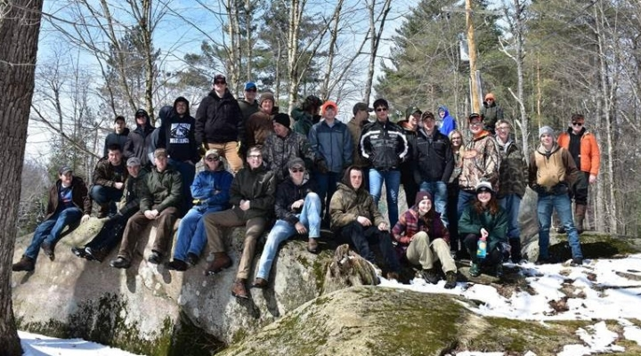 """First-ever """"Into the Woods"""" Forestry Camp held   Morning Ag"""