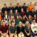 On May 20, 2019, thirty-five college interns traveled from across Kansas, Nebraska, Oklahoma and Illinois to learn about the cooperative business structure, patronage and how to get the most from their internship. (Courtesy of Kansas Cooperative Council)