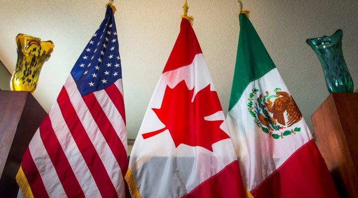 USMCA Mexico Canada (U.S. Department of Agriculture, Public Domain)