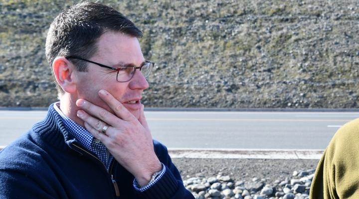 NRCS Chief Matthew Lohr (NRCS Oregon, Flickr/Creative Commons)