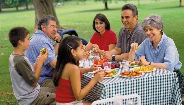Fill your picnic basket with food safety this weekend