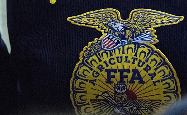 National FFA named a National Teach Ag Champion