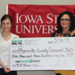 Once again, the NEW Cooperative Foundation has shown their commitment to supporting our local 4-H youth. Recently, the foundation donated $41,265 to 135 area 4-H clubs totaling to be 2,751 individual 4-H members.