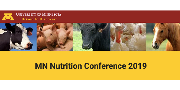 The Minnesota Nutrition Conference is celebrating its 80th anniversary. (Courtesy of University of Minnesota)