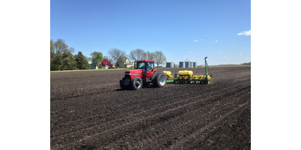 For the third year in a row, soybean planting is being seriously delayed by weather in Minnesota. (Courtesy of University of Minnesota Extension)
