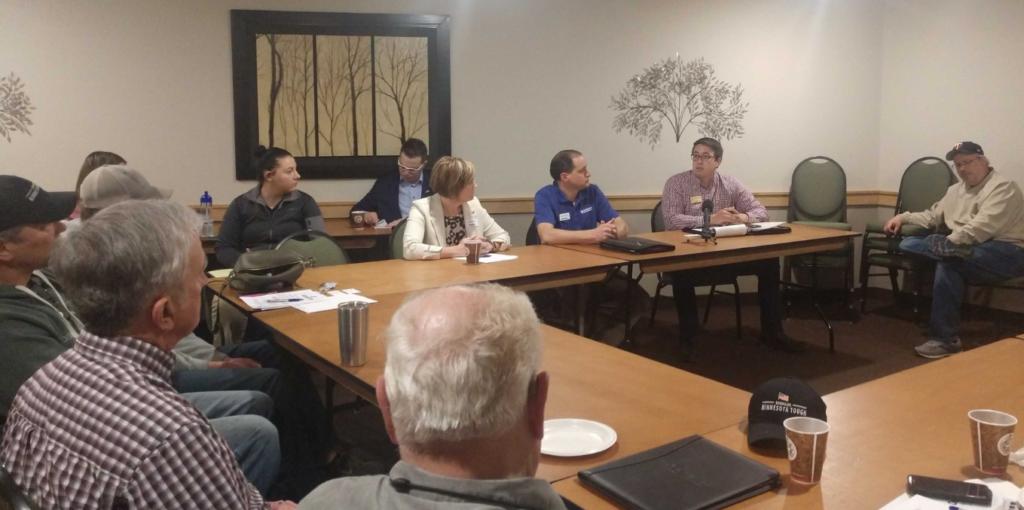 Minnesota ag leaders urge passage of USMCA