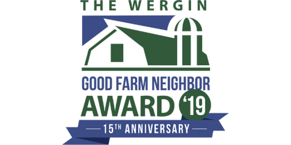 To showcase the example set by Iowa livestock farmers who go above and beyond as environmental and animal stewards, and valuable members of their communities, CSIF sponsors the Wergin Good Farm Neighbor Award, presented monthly to an Iowa farm family.