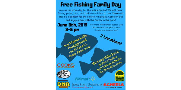 Join Iowa State University Extension and Outreach Black Hawk County for a fun day for the whole family.