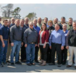 CentralStar Board of Directors with CEO & COO. Mark Ziel, Scott Dahlk, Tim Bowers, Steve Maier, Craig Swenson, Krista Dolan, Dick Piechowski, Paul Trierweiler, Ken Carnahan, Don Hoffelt, Dan Mielke, Dorothy Harms, Dana Sue Kirk, Randy Nigh, Jerome Meyer, CEO, Lee Jensen, Jason Benthem, Larry Voigts, Lyle Ott, John Pronschinski, Jeff Horning, Andy Wolf, Kenneth Levzow, Rick Adams, Brad Crandall, Steve Abel, Jeff Hendrickson, Mark Adam, CEO. Missing from photo: Roger Weiland. (Courtesy of CentralStar)