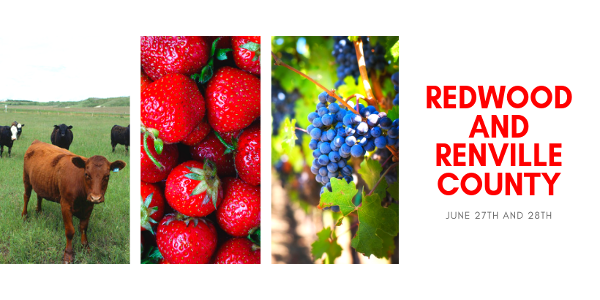 Register by this Friday, May 10th, for our Redwood and Renville County Teacher Tour to take advantage of this opportunity to get resources, hands-on activities and interactive ideas for integrating agriculture in your curriculum. (Courtesy of Minnesota Agriculture in the Classroom)
