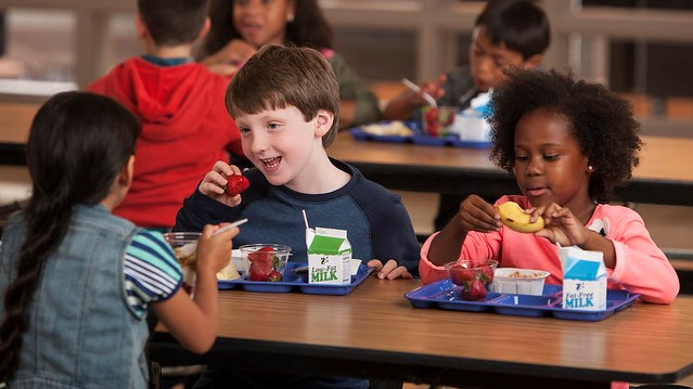 Kids Eat Local Act expands school food options
