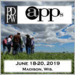 Professional Dairy Producers® (PDPW) host the 2019 Agricultural Professional Partnerships® (APPs) training for agribusiness and food system professionals, June 18-20, 2019 on three Wisconsin dairy farms. (Courtesy of PDPW)