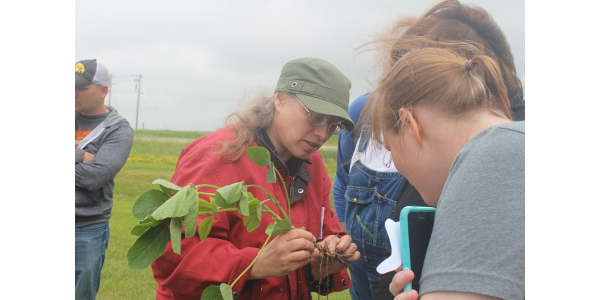 Educators who attended workshops supported by the Bayer Fund (previously Monsanto Fund) in 2018 learned how to apply agricultural concepts in their classroom curricula. (Courtesy of Iowa Agriculture Literacy Foundation)
