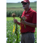 DeJong will give a talk on agronomic issues in the current growing season, along with Paul Kassel, extension field agronomist. (Courtesy of ISU Extension and Outreach)