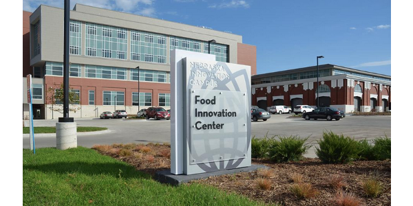 The Food Processing Center is located at the Food Innovation Center on Nebraska Innovation Campus in Lincoln. (Courtesy of University of Nebraska)