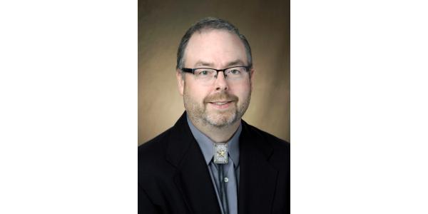 Kendall Swanson, professor, NDSU Animal Sciences Department. (NDSU photo)