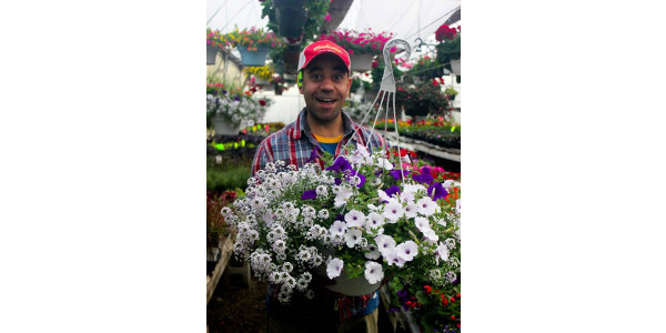 Mike Salama, of Salama Greenhouse and Floral, will host a Practical Farmers of Iowa field day exploring succulent, houseplant and hydroponic production on Thursday, June 20, from 3-5 p.m., at the greenhouse located in Boone (204 S. Division St.) (Courtesy of Practical Farmers of Iowa)