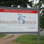Producers and industry professionals will have an opportunity to interact with Iowa State University Extension and Outreach crop production specialists and see field and garden projects first-hand during Iowa State University's Muscatine Island Research and Demonstration Farm summer field day June 27. (Courtesy of Iowa State University Extension and Outreach)