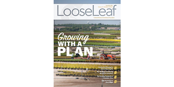 LooseLeaf magazine, the top rated CNGA member benefit, is embracing a digital future and will evolve from a printed publication to an online news center. (Courtesy of CNGA)
