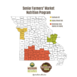 The Missouri Department of Agriculture announced that the Missouri Senior Farmers' Market Nutrition Program (SFMNP) is up and running for the summer. (Courtesy of MDA)