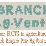 """Dig Into Ag-Venture"" camps (for children ages 5 to 12) are scheduled from 10 a.m. to 12:30 p.m. with registration beginning at 9:30 a.m."