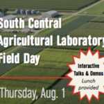 Topics will focus on improving crop production and profitability.