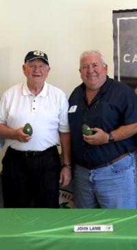 Secretary Perdue visits California avocado grove