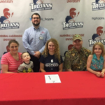 Kaitlyn Davis will shoot for Hannibal-LaGrange University in Hannibal. (Photo credit: MU Extension)