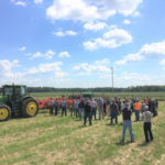 Nutrient Management Field Day at Stoney Ridge Farms. (Photo by Allison Dauer)
