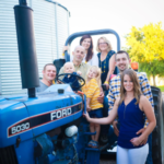 "Steve and Shelley Kern of Watkins have been named Meeker County's ""2019 Farm Family of the Year"" by the University of Minnesota. (Courtesy of University of Minnesota Extension)"