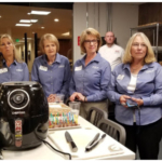 The AFBF Women's Leadership Committee visited Colorado last week and toured several agricultural operations in the area. (Courtesy of Colorado Farm Bureau)