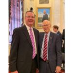 """A Kansas wheat farmer testified in front of the U.S. Senate Committee on Agriculture, Nutrition and Forestry on """"Perspectives on Reauthorization of the U.S. Grain Standards Act"""" on Wednesday, July 31, 2019. (Courtesy of Kansas Wheat)"""