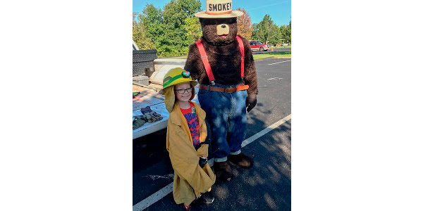 The biggest highlight for Missouri Department of Conservation Day is the 75th birthday of Smokey Bear! Smokey Bear has been an iconic figure at the Missouri State Fair for many years and he's inviting fairgoers to celebrate with him in a big way at the Fair this year.