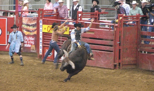 rodeo (Clare, Flickr/Creative Commons)