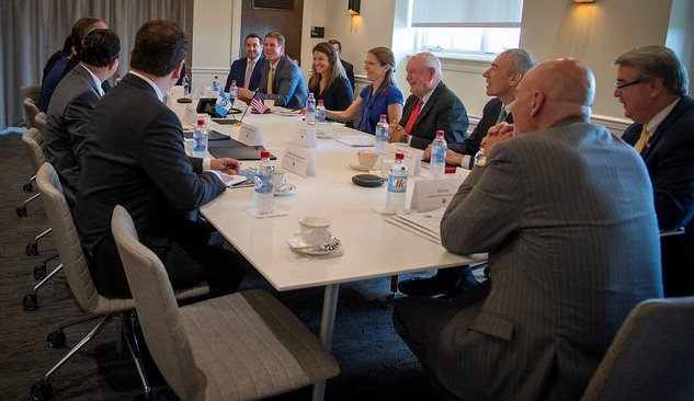 Perdue on meeting with Guatemalan Ministers