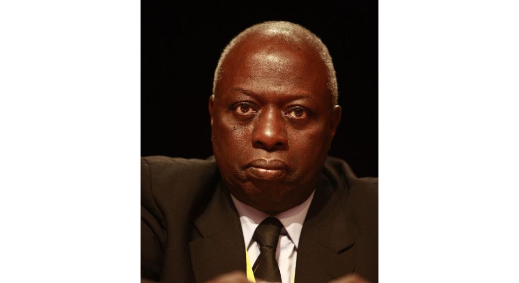 Condolences for former FAO DG Jacques Diouf