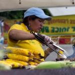 Grilled street corn. (Vetatur Fumare via Flickr)