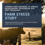 Researchers at Michigan State University are conducting a study to learn more about struggles Michigan farmers experience and what types of information may help. (Courtesy of MSU Extension)