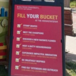 ISU Extension and Outreach has prepared a state fair bucket list, a to-do list that adds Iowa State pride into every day of the fair Aug. 8–18. (Courtesy of ISU Extension and Outreach)