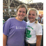 The Iowa State Fair offers more than just an opportunity for 4-H members to exhibit their projects; it offers exhibitors the chance to create and build lifelong friendships and connect with a community of people who believe in them. (Courtesy of ISU Extension and Outreach)