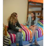 Students move into NCTA residence halls this weekend before classes begin on Monday. (Courtesy of NCTA)